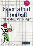 Sports Pad Football (Sega Master System)